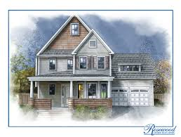 the cornell by rosewood home builders custom house plans albany