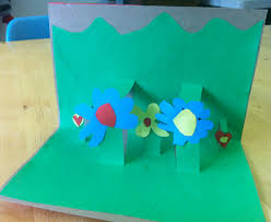 Card Making For Children - how to make a beautiful greeting card home design inspirations
