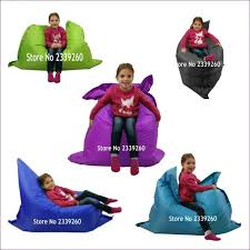 furniture blue bean bag chair designer bean bags size bean