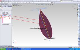 tutorial how to make a leaf structure in solidworks grabcad