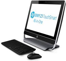 le de bureau tactile hp aio pavillon 23 f240 tactile 23 pouces hd intel i3 3240