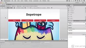 web design software tutorial new dreamweaver cc 2014 tutorials creative cloud blog by adobe