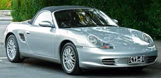 Porsche Boxster Convertible - file 2002 2004 porsche boxster 986 convertible 2012 06 24 01