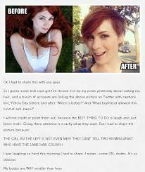 what is felicia day s hair color critics of felicia day s new haircut don t even know what she