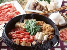 recettes cuisine japonaise fondue japonaise shabu shabu recettes de cuisine japonaise
