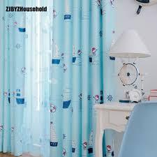 Childrens Room Curtains Curtains For Bedroom Window Mediterranean Boy
