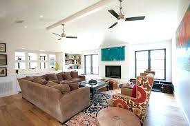 ceiling fan size for large room large living room ceiling fan large room ceiling fans photo 6 best