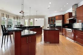trendy kitchen color schemes for black appliances with small