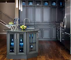 Dark Grey Kitchen Cabinets Decora Cabinetry - Gray kitchen cabinet