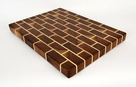 buy a handmade signature black walnut end grain cutting board custom made signature black walnut end grain cutting board