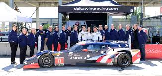 nissan race car delta wing deltawing racing