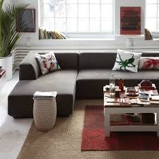 West Elm Sectional Sofa Sold West Elm Baxter Sofa Sectional Moving Sale