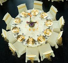 Simply Elegant Chair Covers Convert Your Wedding In Grand Wedding With Elegant Chair Covers