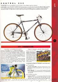 peugeot europe peugeot 1996 france full line brochure