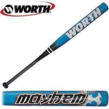 worth softball bat softball bats worth m75 softball bat