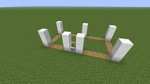 easy modern house minecraft tutorial minecraft how to build an