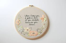 wedding quotes shakespeare when i saw you i fell in shakespeare quote handmade 8 inch