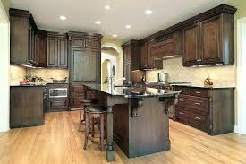 kitchen color schemes with cherry cabinets kitchen colors for dark cabinets traditional dark wood cherry