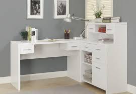 Sauder White Desk With Hutch Desk Gray Desk With Hutch Pacify Brown Corner Computer Desk