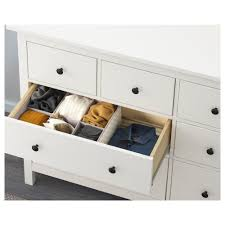 Ikea Bedroom Hemnes Hemnes Chest Of 8 Drawers White Stain 160x96 Cm Ikea
