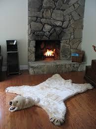 bear rug fake roselawnlutheran