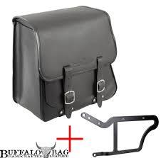 solo saddlebag bracket
