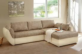 canapé marron clair canapé d angle taifun beige marron clair sb meubles discount