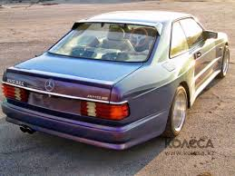 w126 trunk spoilers page 5 mercedes benz forum