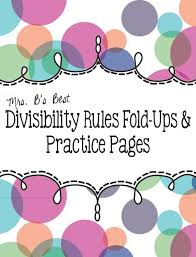 39 best division images on pinterest divisibility rules math