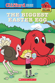 the biggest easter egg by sonia sander scholastic