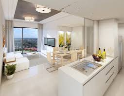 cuisine ouverte moderne cuisine ouverte sur salon en 40 nouvelles idées du moderne au