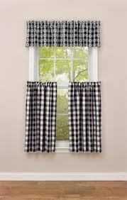 Americana Kitchen Curtains by B Davies Lined Layered Valance Parks Runners And Hand Towels