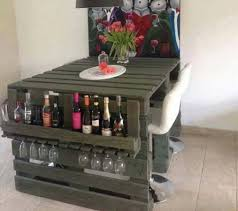 table de cuisine en palette table de cuisine en palettes des idées