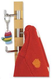 amazon com better houseware 3 hook vertical hook rack home u0026 kitchen