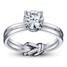 knot ring meaning knot engagement ring infinity symbol ringscollection