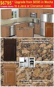 cinnamon shaker kitchen cabinets white oak wood orange zest prestige door complete kitchen cabinet