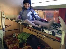 Bunk Beds For Caravans Diy Folding Caravan Bunk Bed Esterel S15 Supermatic Collapsable