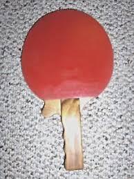 custom table tennis racket bilroy ping pong paddle with trigger custom hand made usa table