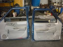 puerta chevrolet s10 blazer 1999 manual delantera importada bs