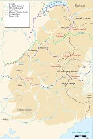 Alps On A Map 2000 Jahre Alter Pferdemist Dürfte Rätsel Um Hannibals Alpenroute