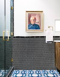 is pennyround tile the new subway tile with  from houseandhomecom