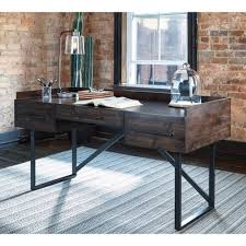Office Tables Ashley Furniture Starmore Home Office Desk In Brown Local