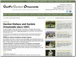 sculptures ornaments geoffs garden ornaments
