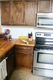 butcher block countertop a butcher block countertop for the