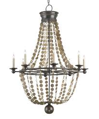 Currey And Company Lighting Currey And Company 9452 Creswell 32 Inch Wide 8 Light Chandelier