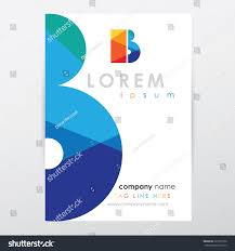 Business Letterhead Stationery Simple Design Templates Company Letterhead Stationery Template Multicolored Letter Stock