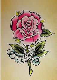 rose name tattoo designs best tattoo designs