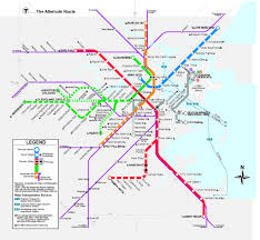 Green Line Map Boston by The World U0027s Best Photos Of Anagram And Map Flickr Hive Mind