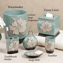 Brown Bathroom Accessories by Top 25 Best Turquoise Bathroom Accessories Ideas On Pinterest