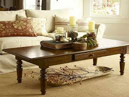 Vibrant Coffee Table Centerpiece Ideas For Home Pleasant With